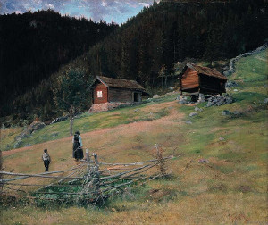 Typical works around 1880
